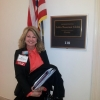 Renee Petron at Rep. Debbie Wasserman Schultz for Hill Day
